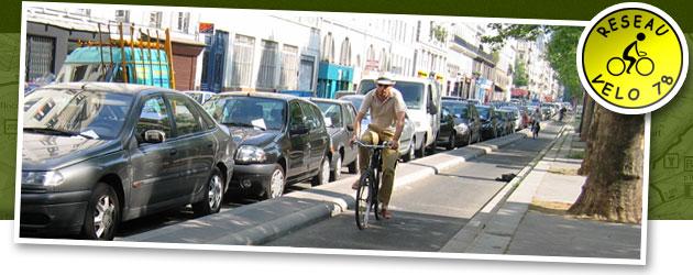 Réseau Vélo 78 en sortie